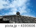 瓦屋根 屋根瓦 屋根の写真 4393606