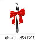 カトラリー 食器 フォークのイラスト 4394305