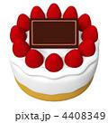 デコレーションケーキ 4408349