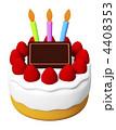 バースデーケーキ 4408353