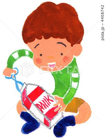 牛乳パックで工作のイラスト ... : 幼稚園児 工作 : すべての講義