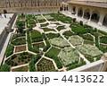 アンベール城の中庭 4413622