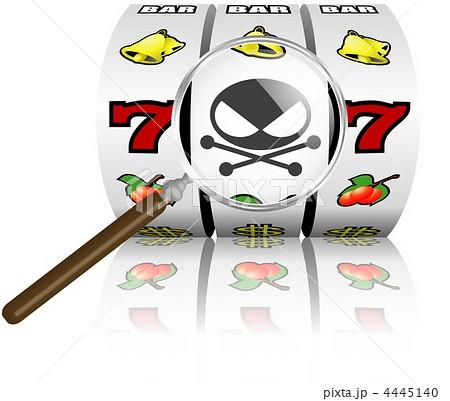 ギャンブルの危険 4445140