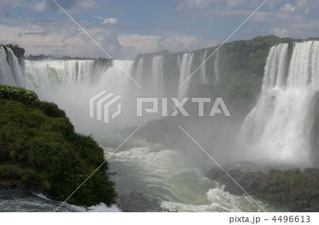イグアスの滝 4496613