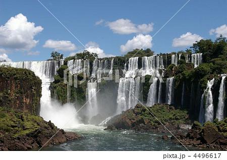 イグアスの滝 4496617