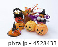 装飾 ハロウィン 飾りの写真 4528433