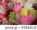 砂糖菓子 こんぺいとう コンペイトウの写真 4566818
