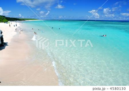 波照間島 ニシハマの風景 4580130