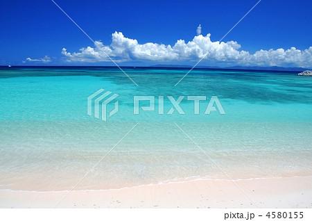 波照間島 ニシハマの風景 4580155