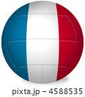 バレーボール-フランス 4588535