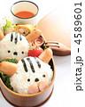 キャラ弁 デコ弁 行楽弁当の写真 4589601