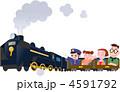 SL乗車ファミリー 4591792
