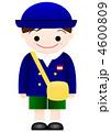 幼稚園児 男の子 4600809