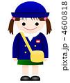 幼児 子供 園児のイラスト 4600818