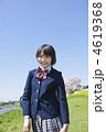 通学 女子 高校生の写真 4619368