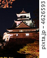 高知城 天守閣 城の写真 4626593