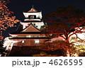 天守閣 高知城 城の写真 4626595