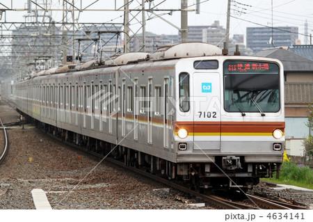 東京メトロ7000系電車 有楽町線...