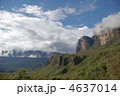 ギアナ高地 テーブルマウンテン ロライマの写真 4637014