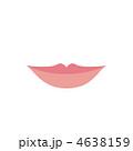 女性の唇のイラスト 4638159