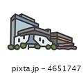 ダイバーシティ東京(アイコン風) 4651747