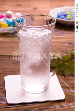 冷たいサイダーの写真素材 [4673445] - PIXTA