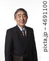 中高年ビジネスマン 4691100