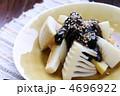 たけのこ 煮物 和食の写真 4696922