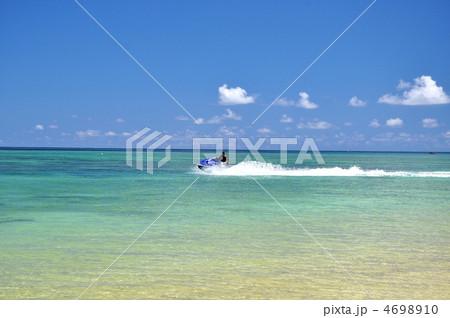 石垣島 北部ビーチ 4698910