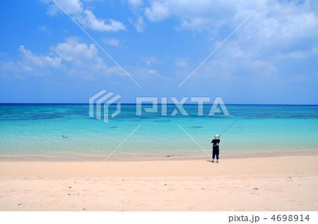 石垣島 北部ビーチ 4698914