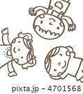 こども 小学生 子供のイラスト 4701568