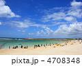 海辺 トロピカルビーチ ビーチの写真 4708348