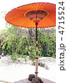 和風の庭 4715524