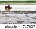 農業/田植え・代掻き 4717927