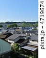 住宅街 住宅 住宅地の写真 4719674
