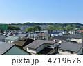 住宅街 住宅 住宅地の写真 4719676