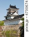 富山城 城郭 城の写真 4730674