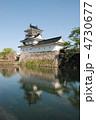 富山城 城郭 城の写真 4730677