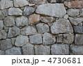 富山城 城郭 石垣の写真 4730681