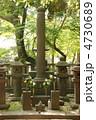 天海僧正毛髪塔(上野恩賜公園/東京都台東区) 4730689