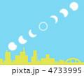 金環日食 金環食 日食のイラスト 4733995