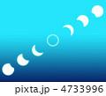 金環日食 金環食 日食のイラスト 4733996