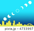 金環日食 金環食 日食のイラスト 4733997