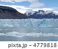 ペリト・モレノ氷河 スペガッツィーニ氷河 氷河の写真 4779818