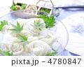 ソーメン そうめん 素麺の写真 4780847