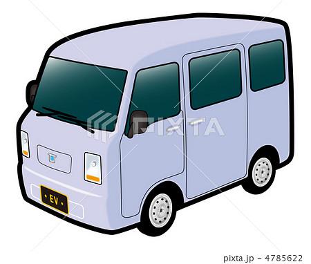 軽バンEV 藤 4785622