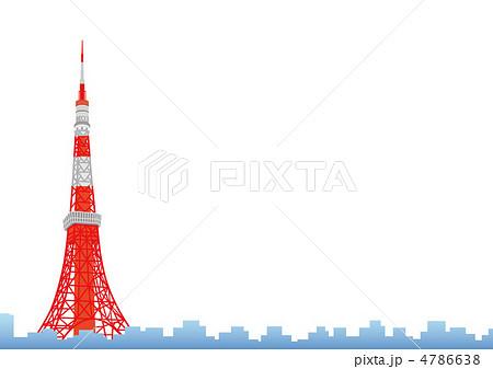 東京タワー 4786638