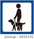 補助犬-17 4816145