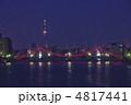 清洲橋・東京スカイツリー 4817441