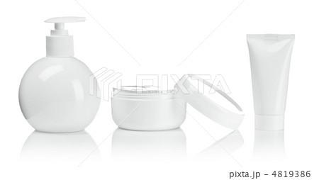化粧品 コレクション クリームの写真素材 [4819386] - PIXTA